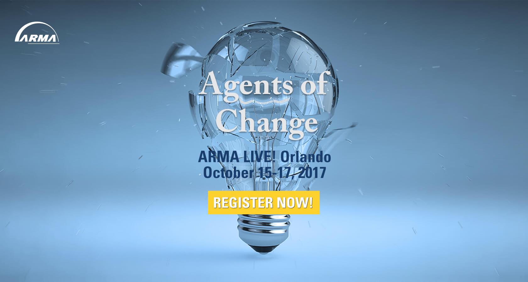 ARMA Live! Orlando Register